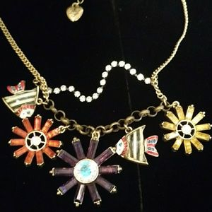 Adorable Betsey Johnson Necklace